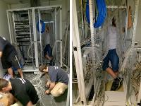 Serwerownia przebudowa