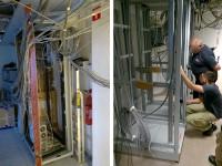 budowa szafa rack