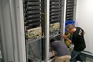 Modernizacja serwerowni