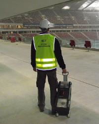 Światłowody Stadion Narodowy