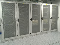 Server room instalacion