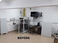 Budowa serwerowni