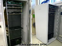 Szafy IP54 rack