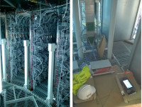 Superkomputer światłowody